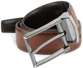 Robert Graham Men's Aspen Reversible Leather Belt