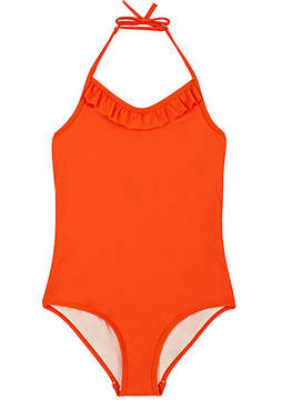 Milly ONE-PIECE HALTER SWIMSUIT