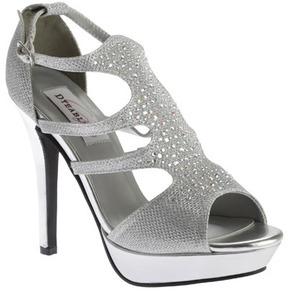 Dyeables Women's Irie T-Strap Platform Sandal