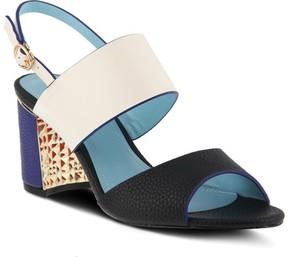 Azura Olgica Colorblock Sandal (Women's)