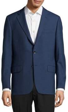 Hickey Freeman Milburn II Textured Wool Jacket
