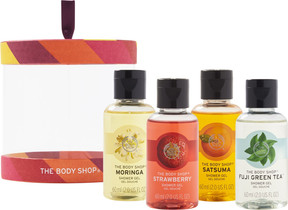 The Body Shop Shower Gel Discovery