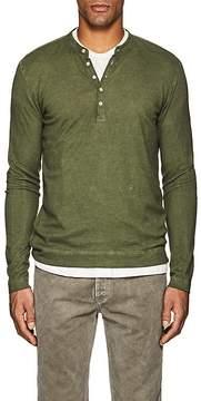 Massimo Alba Men's Cotton-Cashmere Henley