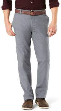 Dockers Men's Pacific Straight-Fit Washed Khaki Stretch Pants