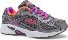 Fila Quadrix Running Shoe (Girls')