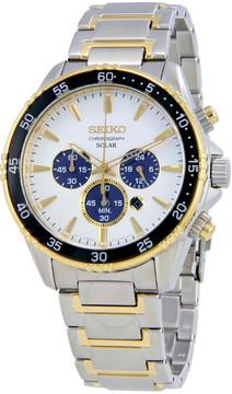 Seiko Core Chronograph Men's Watch