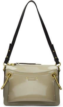 Chloé Grey Small Roy Bag
