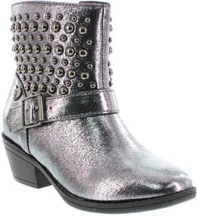 Stuart Weitzman Girls' Ela Eileen Microsuede Boot