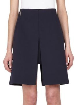 DELPOZO Slit Skirt