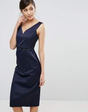 Coast Leticia Heart Neckline Dress