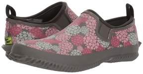 Western Chief Hydrangea Blooms Neoprene Step-In Women's Clog Shoes