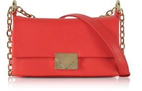 Emporio Armani Grainy Leather Small Shoulder Bag