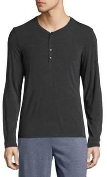 La Perla Grandad Neck T-Shirt