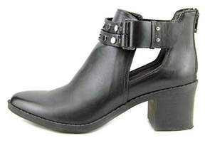 Bar III Womens Wiley Almond Toe Ankle Fashion Boots.