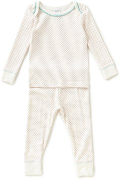 Starting Out Little Girls 2T-4T Dotted Top & Pants Pajama Set