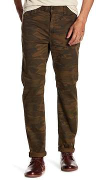 Lucky Brand 410 Camo Athletic Slim Fit Jeans - 30-34\ Inseam