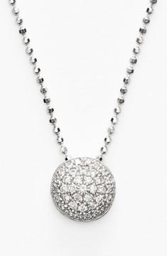 Bony Levy Women's 'Eclipse' Pave Diamond Pendant Necklace (Nordstrom Exclusive)
