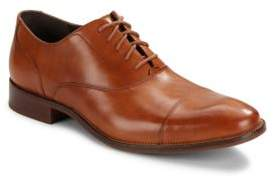 Cole Haan Williams II Leather Oxfords - Available in Extended Sizes