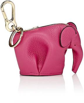 Loewe Women's Elephant Coin Purse Key Chain