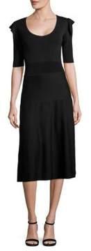 Agnona Fine Wool Dress