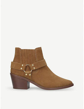 Carvela Sheriff suede boots