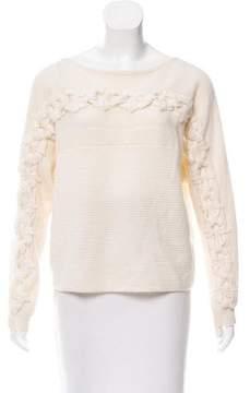 White + Warren Oversize Knit Sweater