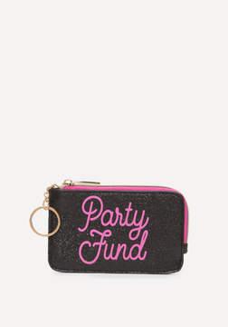 Bebe Party Fund Change Purse