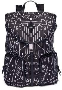 Marcelo Burlon County of Milan Salomon Printed Backpack