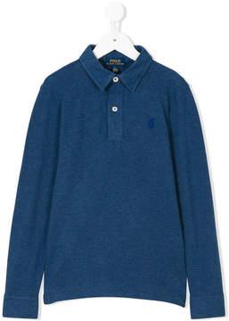 Ralph Lauren long sleeved polo shirt