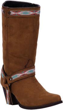 Dingo Rust Martine Leather Western Boot - Women