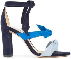 Alexandre Birman bow detail heeled sandals