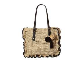 Jessica Simpson Kalie Straw Handbags