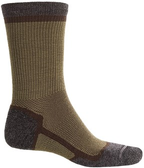 Ibex Hiker Socks - Merino Wool Blend, Crew (For Men and Women)