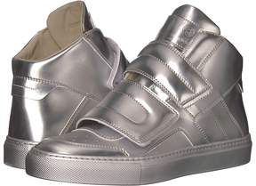 MM6 MAISON MARGIELA Brushed Metal High Top Women's Shoes