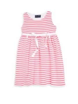 Oscar de la Renta Little Girl's & Girl's Jersey Striped Sundress