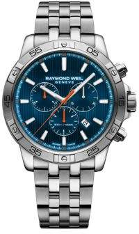 Raymond Weil Tango 300 Stainless Steel Chronograph Watch