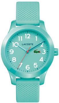 Lacoste Kids Lacoste.12.12 Turquiose Silicon Strap