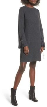 BP Women's Tie Sleeve Sweater Dress