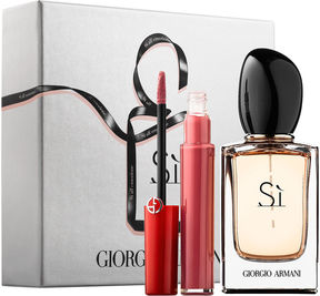 Giorgio Armani Beauty S Eau De Parfum Beauty Gift Set