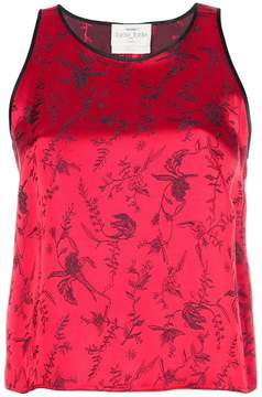 Forte Forte printed tank top