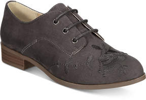 Esprit Clara Lace-Up Oxford Flats Women's Shoes