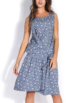 JET Light Blue Floral Dress