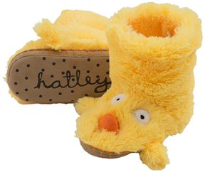 Hatley Kids Chick Slippers