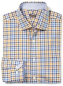 J.Mclaughlin Beekman Classic Fit Shirt in Check