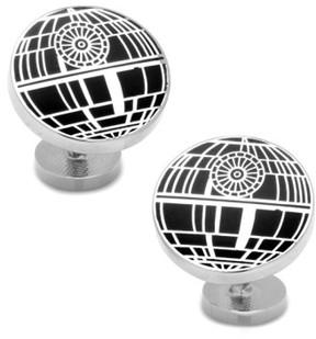 Cufflinks Inc. Men's Cufflinks, Inc. 'Star Wars(TM) - Death Star' Cuff Links