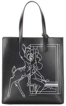 Givenchy Stargate Medium printed leather shopper