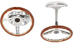 Deakin & Francis Men's Steering Wheel Cufflinks