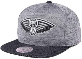 Mitchell & Ness New Orleans Pelicans Space Knit Snapback Cap
