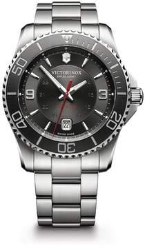 Victorinox Men's Maverick Automatic Large Bracelet Watch, 43mm