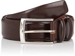 Barneys New York MEN'S LEATHER BELT